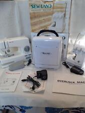 Sew land overlock machine,sewing machine, home of sewing kit