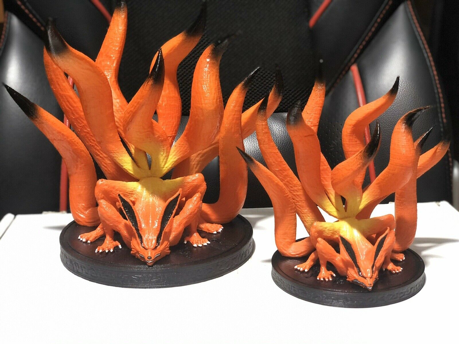 Kurama Volpe A Nove Code Naruto 25cm