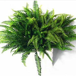 Artificial-Boston-Fern-Fake-Plant-Fake-Houseplant-Party-Decorations-Ornament