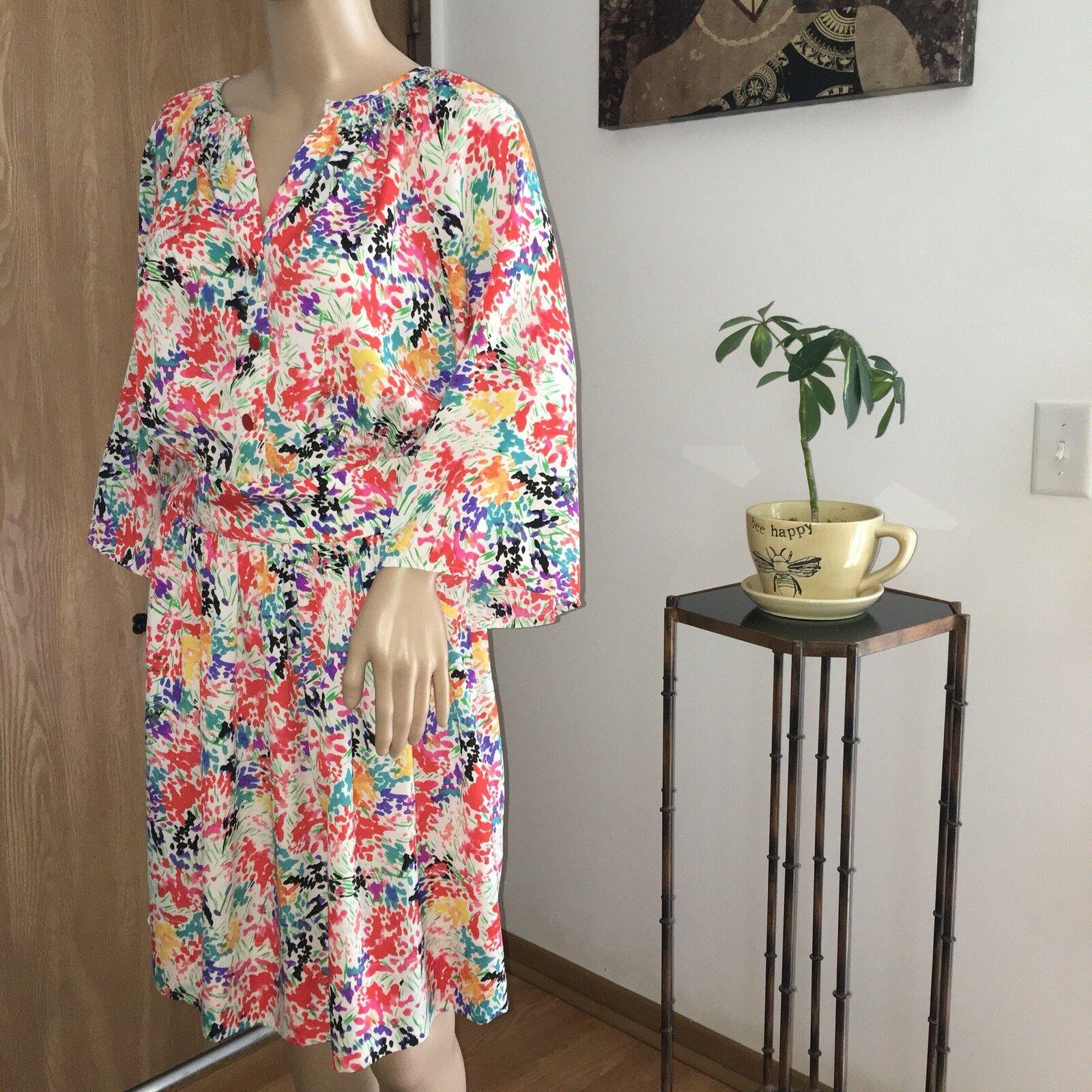 Eliza j j j colorful Dress 6 0594e0