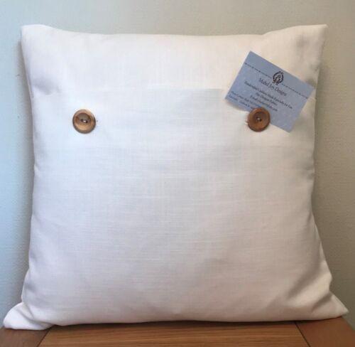 VOYAGE ** Isabela ** Housse de Coussin en coton en couleur blush 46 cm