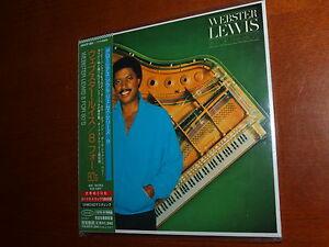 Webster-Lewis-8-For-80-039-s-1979-Japan-mini-lp-cd-Herbie-Hancock-Bill-Champlin