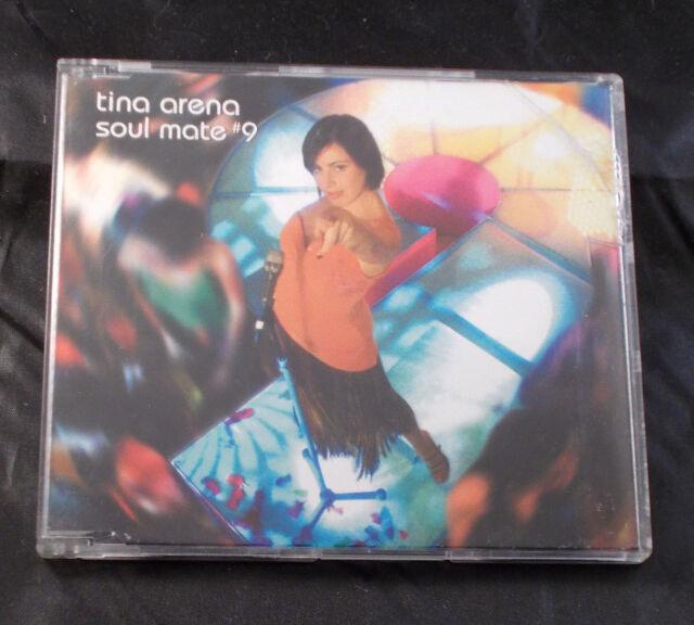 Tina Arena - Soul Mate #9 - CD Single - Australia