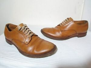 latest fashion detailed look detailing Details about PRADA WOMEN'S TAN LEATHER OXFORDS LACE UP DRESS SHOES MADE IN  ITALY MARKED SZ 7