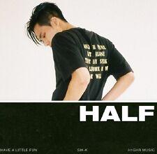 Sik-K - H.A.L.F (Have.A.Little.Fun) ft. Crush Jay Park DPR LIVE GAEKO Simon D