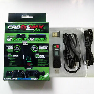 Details about CronusMAX Plus for PS4 PS3 Xbox One 360 + USB Sound Card +  Bluetooth 4 0 Adapter