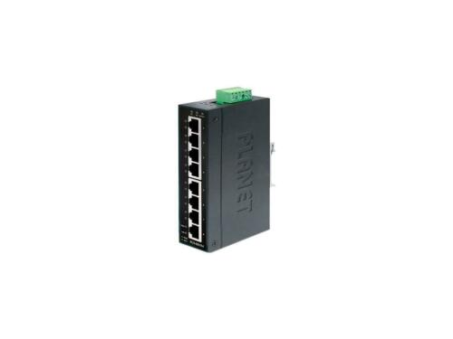 Planet IGS-801M 8-Port 10//100//1000 Mbps Managed Industrial Ethernet Switch