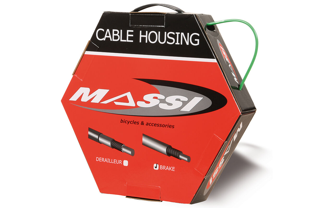 MASSI Funda cable sirga sirga freno bicicleta (Caja 30m)   offering store