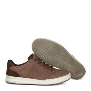 792475e34af9 NEW  159  Jack  Sneaker ECCO Leather Sneakers 11-11.5 US   45 EU ...
