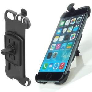finest selection 61c87 59f4e Details about German made Apple iPhone 6 6S car vent mount with passive car  phone holder