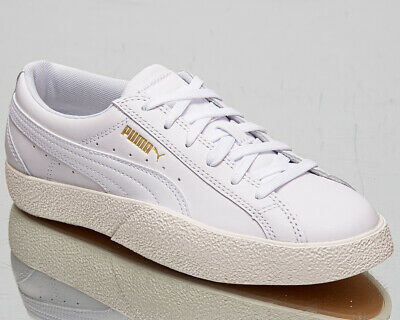 Puma Love Women's White Marshmallow Casual Lifestyle Shoes Low ...