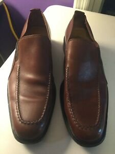 Cole Haan Mens C06402 Brown Leather
