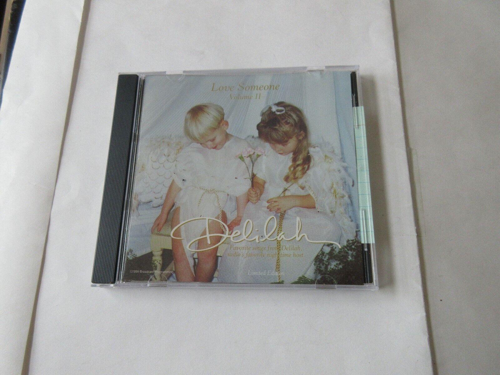 Delilah , Love Someone , Volume 2 , CD