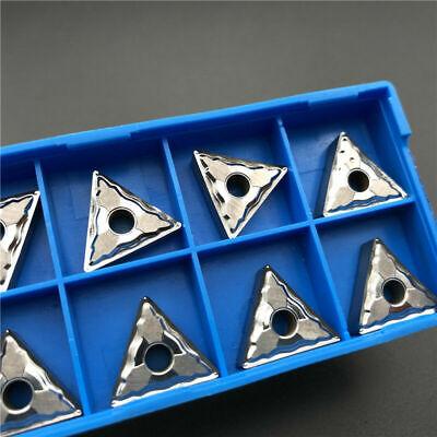 for Aluminum TNMG160408-HA H01 TNMG332 Carbide inserts Cutter blade