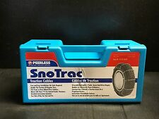 Peerless SnoTrac Tire Traction Cables / Snow Tire Chains - Part # 0101455
