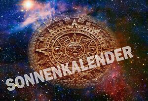 Maya Inka Sonnenkalender Chinesische Aromen Besitzen Mittel- & Südamerika Analytisch Poster,kunstdruck,digitaldruck,azteken Kalender Internationale Antiq. & Kunst