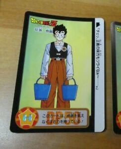DRAGON BALL Z DBZ HONDAN PART 21 CARDDASS CARD REGULAR CARTE 194 JAPAN 1994 NM