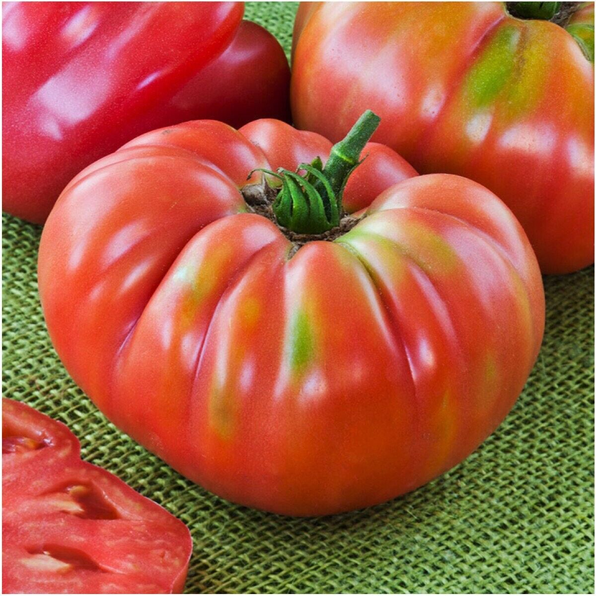 Tomato 🍅 (German Johnson) Seeds 😌 30+ Care Instructions Included 😉