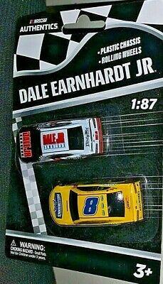 NASCAR Authentics Dale Earnhardt JR #8 2020 Wave 04 Yellow