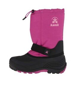 Cold Weather Winter Snow Boots ~ Pink