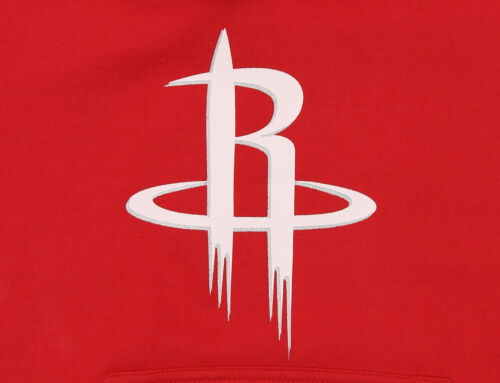 Outerstuff NBA Youth Houston Rockets Primary Logo FLC Hoodie