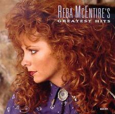 Reba McEntire's Greatest Hits by Reba McEntire (CD, Jul-1987, MCA)