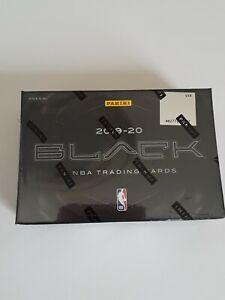 2019-2020 Panini BLACK NBA HOBBY BOX Ja Zion Herro Rookies, Serial Numbered.