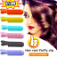 thumbnail 23 - 6pcs-Volumizing-Hair-Root-Clip-Curler-Roller-Wave-Fluffy-Clip-Styling-Tool-Women