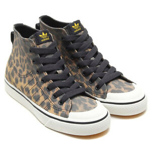 Size 41 Adidas 3 Brand 1 Trainers New Classic Uk 5 78 eu Nizza 7 Hi 8q75ZFq