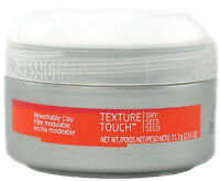 Wella Texture Touch Reworkable Clay Dry 2.51 Oz Pack Of 3