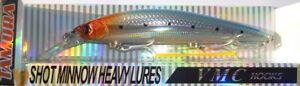shot minnow heavy h136 36g pesce artificiale pesca spinning spigola mare - Italia - L'oggetto può essere restituito - Italia