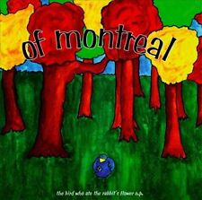 Of Montreal Bird Who Continues To Eat The Rabbits Flower vinyl LP NEW sealed
