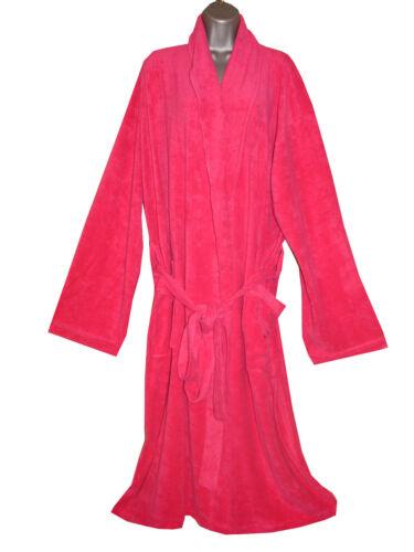 Grande taille éponge Peignoir//robe de chambre