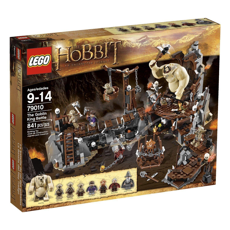 online economico LEGO 79010 79010 79010 - The Hobbit - The Goblin re Battle - nuovo  senza esitazione! acquista ora!