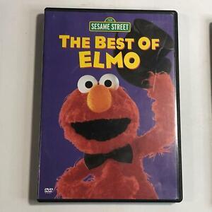 Sesame Street: The Best of Elmo DVD Kids Movie DVD8