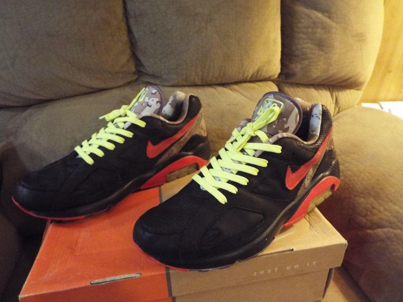 Nike Air 180 Premium Priority QK 10.5 Opium  312973 561 SWEET RARE only220 YEEZY