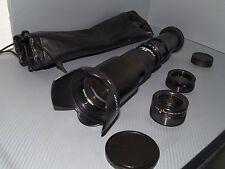 Nikon DIGITAL fit 500mm 1000mm 1500mm tele lens D3200 D3300 D3400 D5200 D5300 +