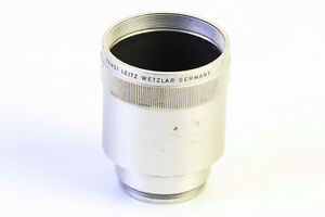 24-024 LEITZ, LEICA,TUBE TO FIT 135 MM LENS UNIT ON BELLOWS