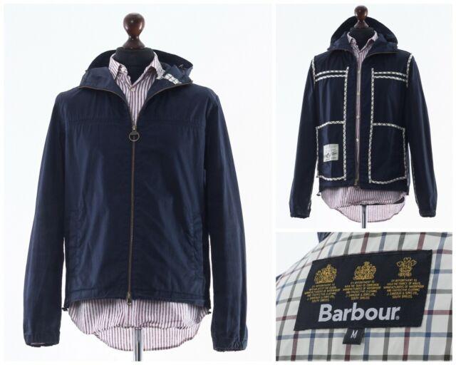barbour light jacket