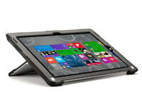 Griffin Surface Pro 3 Protective Case + Stand, Survivor Slim, Black