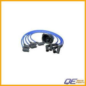 image is loading ngk-set-spark-plug-wire-for-honda-civic-