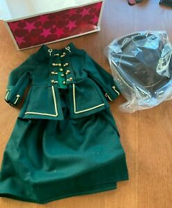 Felicity American Girl Doll Retired Riding Habit Outfit Pleasant Company
