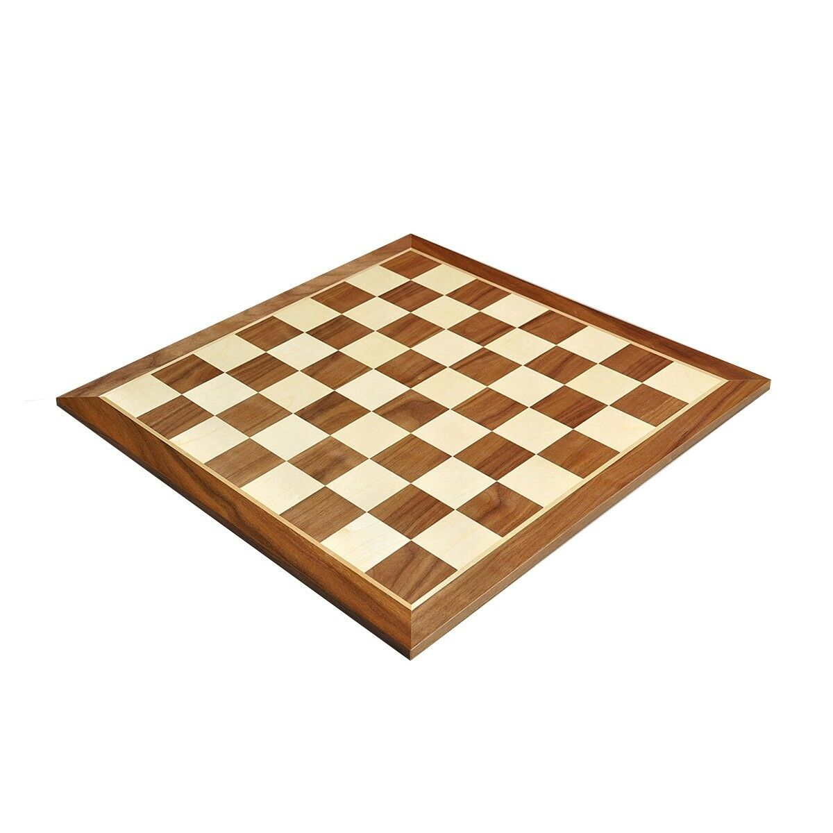 Walnut & Maple boisen Chess Board -  2.25   Commandez maintenant