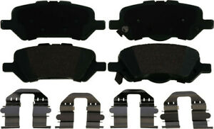 Disc Brake Pad Set-ProACT Ultra Premium Ceramic Pads Rear fits 09-16 Venza