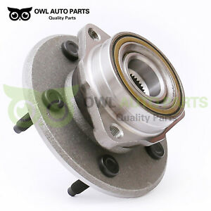 Front-Wheel-Bearing-And-Hub-for-1997-1998-1999-2000-Ford-F-150-12mm-4WD-NO-ABS