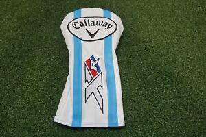 Nouveau-Callaway-Golf-Femme-XR16-bleu-blanc-conducteur-voile-Head-Cover-Neuf-xr-16
