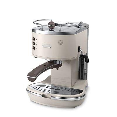 DeLonghi ECOV 311.BG Icona Siebträger Espressomaschine Creme