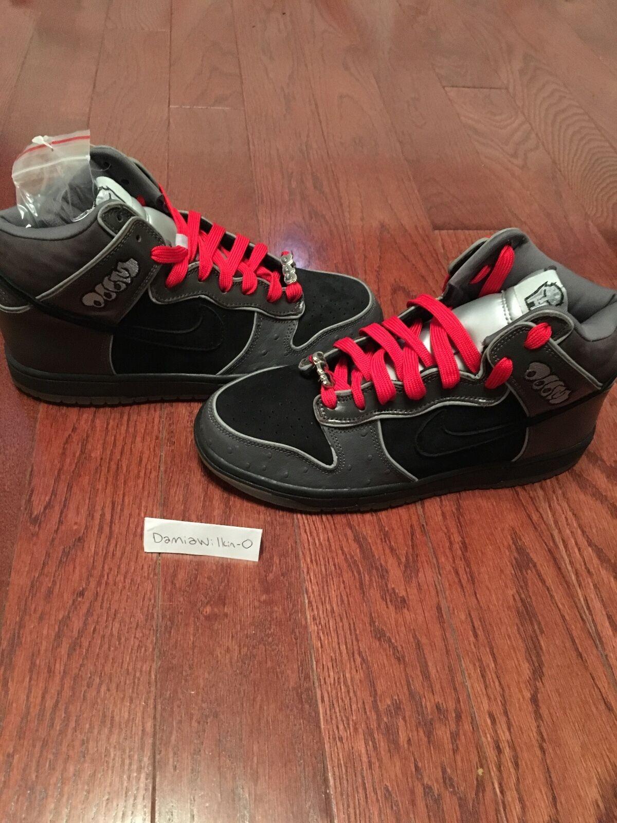 Nike sb mf doom size 7 dead stock new in box 100% authentic