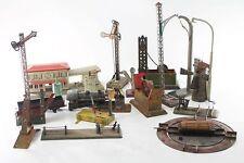 Konvolut Ersatzteile für Dampfmaschine Eisenbahn Modelleisenbahn Blechspielzeug