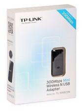 TP-Link TL-WN823N 300Mbps Mini Wireless N USB Adapter (Win 7)--NEW SEAL